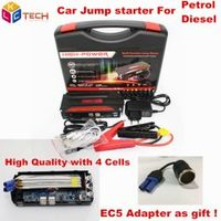 DHCCREATE Multifunction Car Jump Starter Portable Emergency Auto Battery 12V