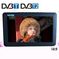 LEADSTAR HDTV 9 Inch Digital Television Analog TV TF Card USB Audio Video Playback