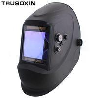 TRUSOXIN Out control Big view eara 4 arc sensor DIN5-DIN13 Solar auto darkening