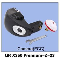 F14449 Walkera QR X350 Premium-Z-23 Camera FCC for Walkera QR X350 Premium Helicopter