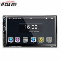 Ai CAR FUN 7 Inches Auto 2 Din Car MP5 Player 7001 Support Bluetooth Hands-free Calls
