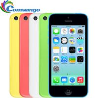Unlocked Apple iphone RAM 1G ROM 8G 16 32 iOS 5c Dual Core TouchScreen WIFI GPS GSM