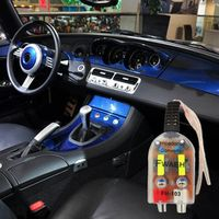New Car Audio High to Low Output Transfer Car Stereo Impedance Converter Frequency Transmit