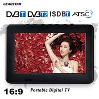 Leadstar 7 inch 16:9 TFT DVBT2/DVBT/ISDB Digital Analog Mini Car 1 Support TF card