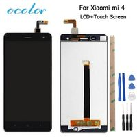 ocolor 1920x1080 FHD For Xiaomi Mi4 LCD Display and Touch Screen 5inch