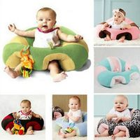 pudcoco 2019 Cute Baby Support Seat Soft Car Pillow Cushion