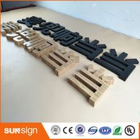 shsuosai Flat letters stainless steel cutting