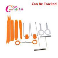 Color My Life Car Door Clip Panel Radio Remove Install Kit Tool 12 Pieces