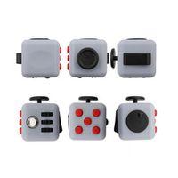Vitoki Fidget Cube Squeeze Fun Stress Reliever Puzzle Toy