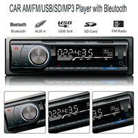 Rhythm 12 V Car Radio Audio Player Stereo MP3 Transmitter Support FM USB SD / MMC