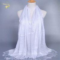 Jeanne Love 26Color Available 175cm*65cm Women Cap Wrap