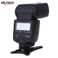 VILTROX JY-680A Universal LCD On-camera Flash Speedlite Camera for Canon Nikon Sony