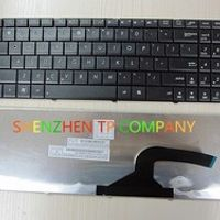 Brand New laptop keyboard  FoR ASUS N50 N53S N53SV K52F K53S K53SV K72F K52 A53 A52 U50 G51 N51 N52 N53 G73 US Replacement