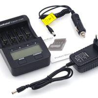 Liitokala lii500 Smart Universal LCD LI-ion NiMh AA AAA 10440 14500 Battery Charger