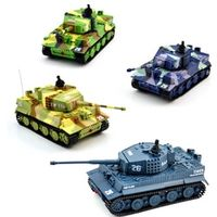 Colorful stock 1:72 Vivid High Simulated Great Wall 2117 RC Remote Control Tank Toy Free Shipping