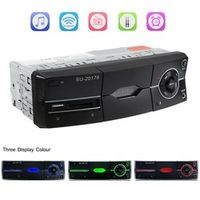 Autoleader KROAK 12V 1 DIN Bluetooth Car Stereo FM Radio SD/USB/AUX-IN Remote Head