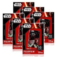 Fujifilm Instax Mini Star Wars Limited Edition Instant 60 Film For Fuji 7s 8 25 50s