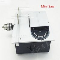 Mini Portable Table Saw Hand Cutting Machine For Woodworking