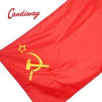 Candiway Revolution Socialist Republics USSR Russian flag