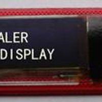 0.91 inch white OLED display screen module 128 * 32