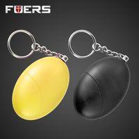 Fuers 2pcs Anti-Attack Egg Shape Anti-Defense Anti-Rape