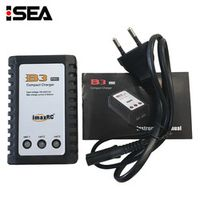 HTRC Imax B3 PRO RC Balance Charger With US EU UK AU Optional For 2s-3s LiPo Battery