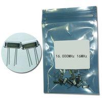 20pcs/lot 16.000MHz 16Mhz HC-49S Low Profile Passive