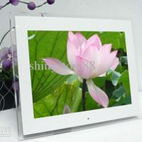 """15"""" multi-function TFT LCD digital photo frame Electronic picture With MP3 MP4 Player"""