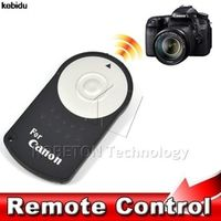 kebidu RC-6 RC6 IR Infrared Wireless Remote Control Shutter Release For Canon EOS