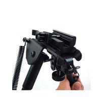 Gmarty 20mm QD Bipod Sling Scope Picatinny Rail Hunting Gun Accessories Heavy Duty