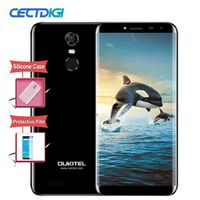 Oukitel c8 2gb ROM 16gb RAM Smartphone MTK6580A Quad Core Android 7.0 18:9 Display
