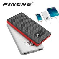 Pineng 6000mAh Portable Power Bank External Battery Charger for iPhone 7 7 6 6S Plus