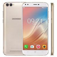 Doogee X30 ROM 16GB Smartphone MTK6580 Quad Core 5.5 Inch Android 7.0 RAM 2GB GPS 3G