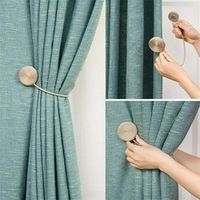 Curtain Buckles Style Curtains Tieback Curtain Accessories