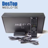iTEEVEE 10pcs MEELO Software twin tuner Satellite Receiver Linux 1300 MHz CPU same as