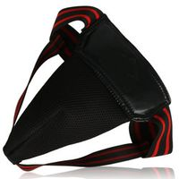 Adult male female MMA crotch protector TKD Karate Groin Guard Child men Groin Protector kick boxing protection crotch guards