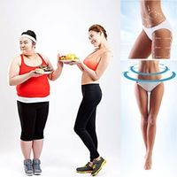 KONGDY Stick 100 Pieces 10 Bags Navel Sticker 5x8 cm Slim Patch Weight Loss Burning