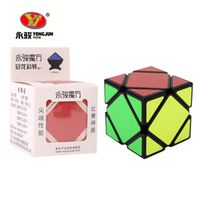 YongJun Magic Cube Speed Cube Professional Fidget Cube Puzzle Block Brain Teaser Toys cubo magico For Children Gifts