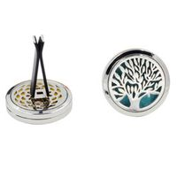 wupp Tree life air freshener Auto Outlet Solid Fragrance Clip Air Vent Perfume