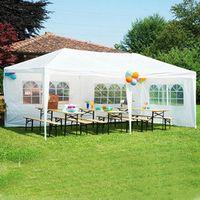 10'x10'/20'/30' Aluminum Patio Wedding Party Outdoor