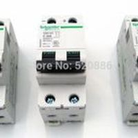 2P 250V 63A C65H DC breaker DC air switch Amps circuit breaker DC system appliance, Short circuit protector Overload protector