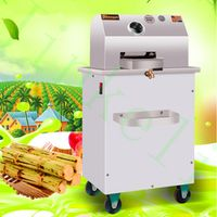 stainless steel New electric multi-purpose commercial juice machine Sugar cane juice extractor squeezer Sugarcane Juicer