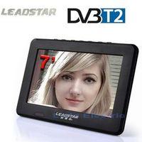 LEADSTAR Digital HD DVB-T/DVB-T2 Analog Televisions Receiver TF Card USB Audio Video