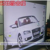 DfLabs ON 1.524m*4m holographic film size Rear Projection film/foil display