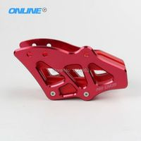 CR CRF 250 Chain Guide Guard Sprocket Guard for CR125 CRF250 CRF250R CRF450 CRF450 MX motocross parts free shipping