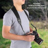 VBESTLIFE Cotton Knit Strap Shoulder neck Widened Adjustable Belt for Sony Canon DSLR