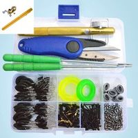 YOLO Lightweight Portable Fishing Tackle Gear Set Accessories Kit for Fishing Lovers