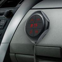 K KWOKKER MP3 Player Bluetooth FM Transmitter Handsfree Car Kit Music Radio