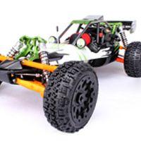 Freeshopping 1:5 RC Car Rovan Baja 5b 305A 30.5cc Engine Warbro 668+NGK