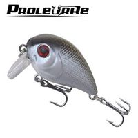 Proleurre 1Pcs 4cm 8g Topwater Minnow Fishing Lures Artificial Japan Fishing Tackle
